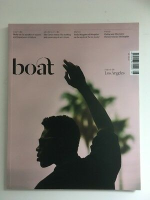 Boat Magazine Issue 8 - Los Angeles