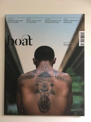 Boat Magazine Issue 9 - Bangkok