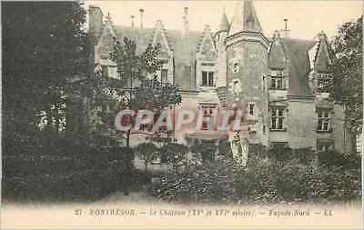 CPA Montresor Le Chateau (XVe et XVIe Siecles) Facade Nord