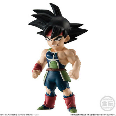 Dragon Ball Bardock Candy Toy Adverge Vol 7 Bandai New Nueva Figure