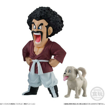Dragon Ball Z Mr. Satan Candy Toy Adverge Vol 7 Bandai New Nueva Figure