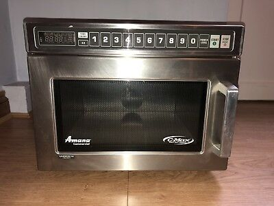 Amana 1400w Commercial Microwave