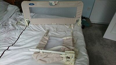 BABY START Bed Rail/Bed Guard In Natural Colour