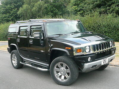 2008 Hummer H2 Luxury 6.2 V8 Left Hand Drive Auto Final Edition Facelift Model