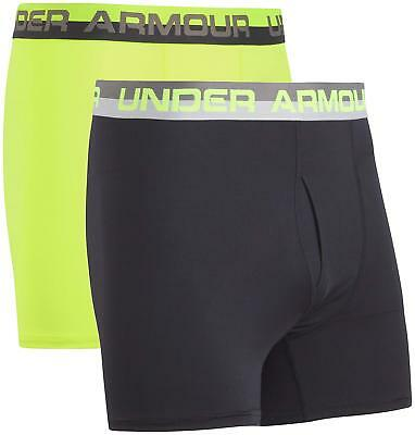 UNDER ARMOUR Boy's Original Boxerjock 2-Pack Underwear Youth Small Boxer Brief