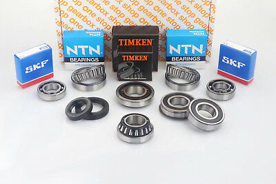Citroen C3 C4 Picasso 1.6 / 2.0 HDi 6sp semi auto gearbox bearings kit