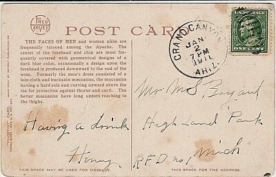 RARE Two 1911 Henry Ford Signed Autograph Postcards to Mother & Father In-Law