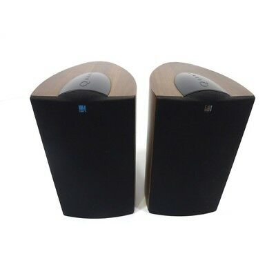 Kef IQ1 Q Series Bookshelf HiFi Speakers Pair Inc Warranty