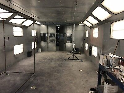 Future Core Paint Booth