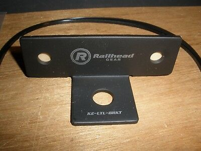 Railhead Gear KE-RZ1 Forklift Safety Light Mount Bracket KE-LTL-Brkt