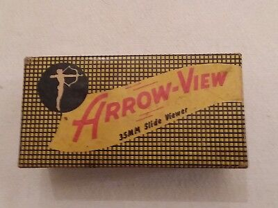 Vintage Photography Arrow View In Box