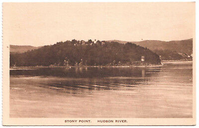 AK US USA Post Card Stony Point Hudson River ungelaufen vor 1945