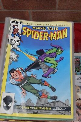 Marvel Tales (1964 series) NO 178  in Near Mint - condition. FREE bag/board