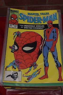 Marvel Tales (1964 series) NO 167  in Near Mint - condition.