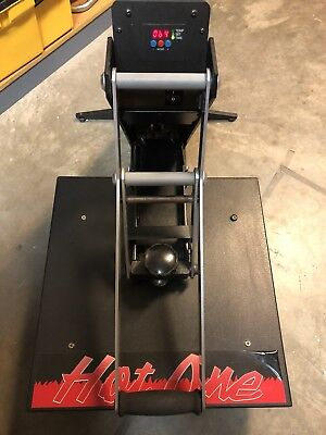 "Stahls Hotronix ""Hot One"" 16x16 Heat Press **NO RESERVE**"