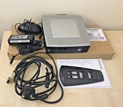 Hp H1M15At	T5570 Thin Client With Keyboard/Psu And Stand