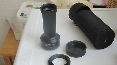 Leica2081058 1:10.4/800 Televid adapter