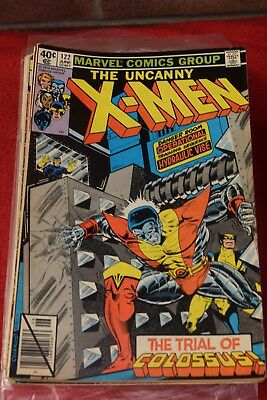 "UNCANNY X-MEN no 122 -  ""The Trial of Colossus!"" Dave Cockrum cover!"