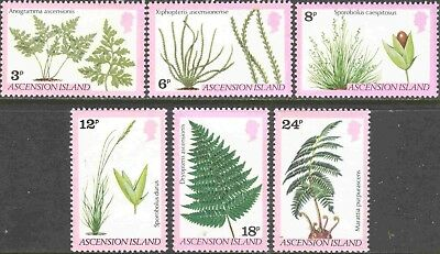 1980 Ascension #251-6 Complete Mint Never Hinged Set of 6 Ferns