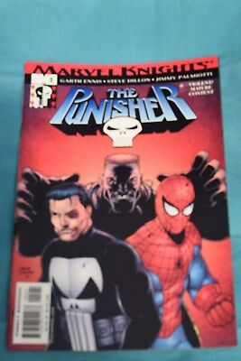THE PUNISHER no 2 NEAR MINT (2000 SERIES) MARVEL KNIGHTS