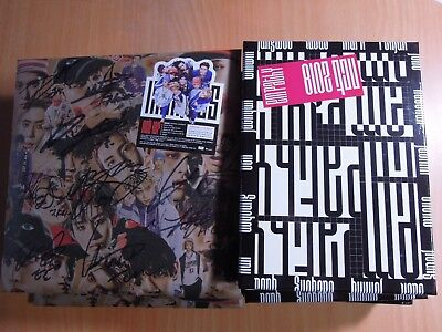 NCT 127 -   LIMITLESS + 2018 Empathy (Promo SET) with Autographed (Signed)