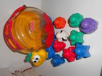 "Jeu d'Eveil FISHER PRICE "" ESCARGOT MUSICAL """