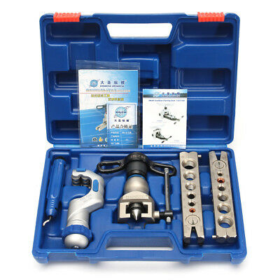 6-19mm 806FT Ratchet Flaring Tool Kit Refrigeration Eccentric Cone with Pipe