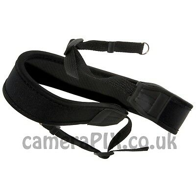 Neoprene Neck Shoulder Strap for Sigma, Panasonic, Samsung, FujiFilm camera