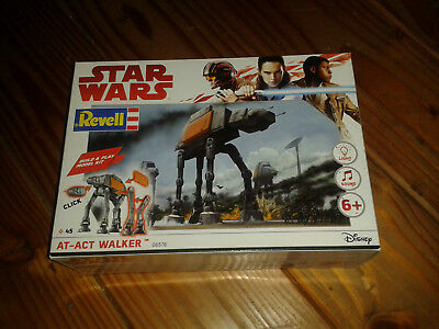 STAR WARS Revell AT-ACT Walker 06578