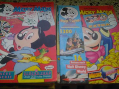 Micky Maus Comic Hefte NR.1-52 komplett**Jahrgang 1995 ohne Gimmick