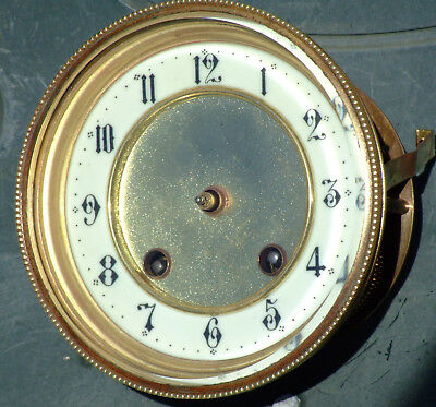 Old German Clock Movement, French style.