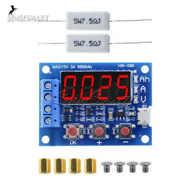 Lithium Battery USB Cable ZB2L3 Li-ion Lithium Battery Capacity Meter Tester
