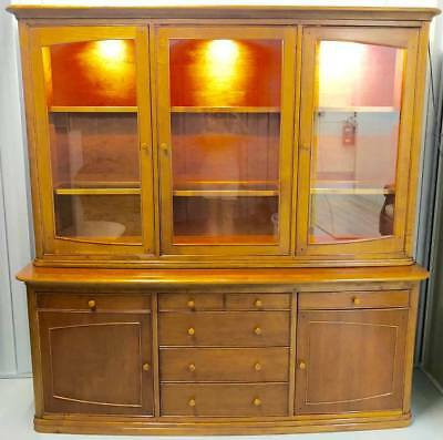 Stunning Willis & Gambier Lille Welsh Dresser Rrp £3300 In Perfect Condition