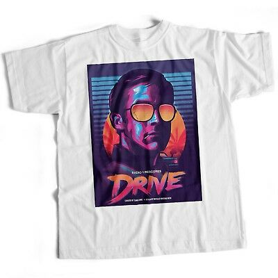 Drive T Shirt Cult Movie Film Horror Crime Mens