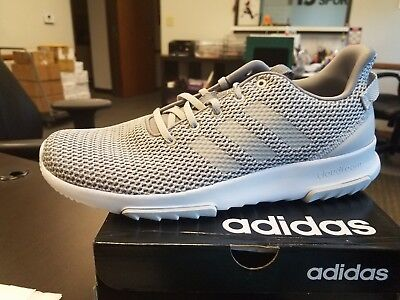 Brand New Adidas Neo Men s CloudFoam Racer TR Running Shoes DB0660 SIZE 11    13 c0ecb82619