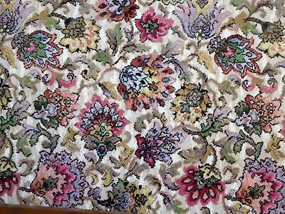 used axminster carpet, old but good condition, all wool  3.9m X 3.15m