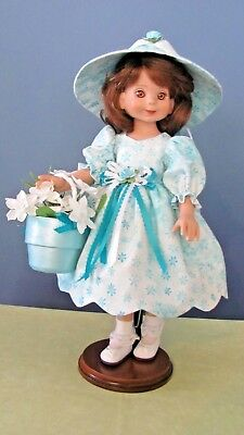 "Summer Dress made for 14"" Betsy McCall/13"" Effner Little Darling/13"" Maru Dolls"