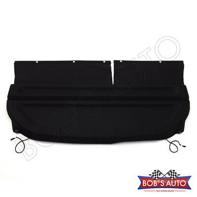 [OE Style] Retractable Rear Tonneau Cargo Cover Shade For 09-11 Honda Fit Jazz