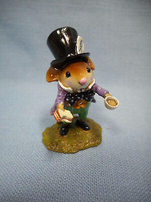 Wee Forest Folk Alice's Adventures in Wonderland  Mad Hatter