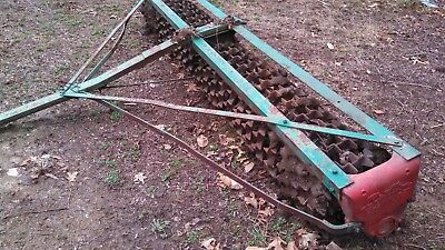 """Brillion Cultipacker  - 12 FT WIDE -  4"""" AXLE"""