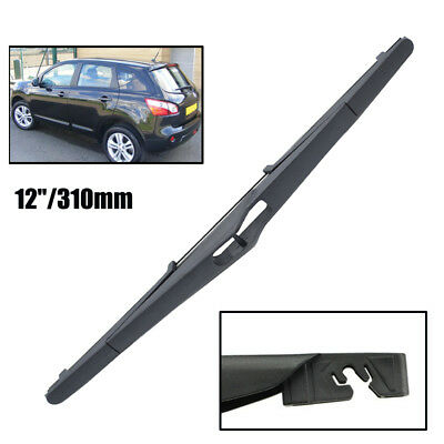 "Car 12"" Rear Windscreen Windshield Wiper Blade For Nissan Qashqai / 2 J10 06- 13"