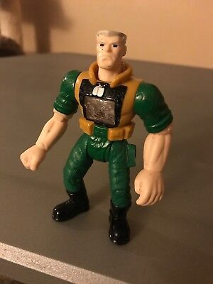 "Burger King Commando ""Chip Hazard"" 1998 Small Soldiers Action Figure"