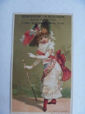 Victorian trade cards a lot of 10 items