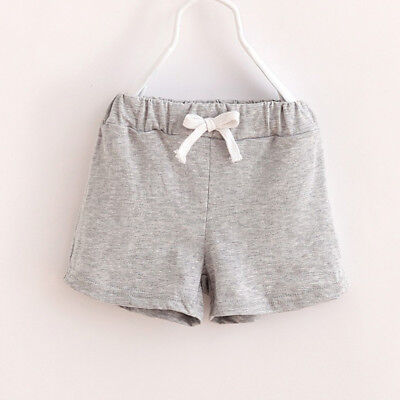 Summer Children Cotton Shorts Boys And Girl Clothes Baby Fashion Pants GY 4Y
