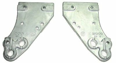 """Left and Right Side Wheel Axle Bracket Kit for 8"""" or 10"""" Wheel 210100/210101"""