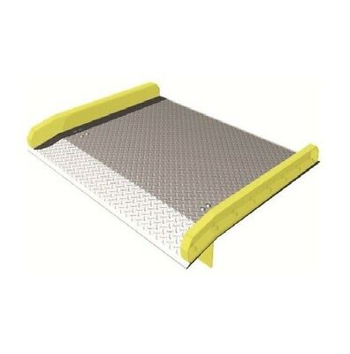"""Dockboard with Curbs 60"""" Wide x 72"""" Long (Length) (15000# Cap.) (Extra Wide)"""