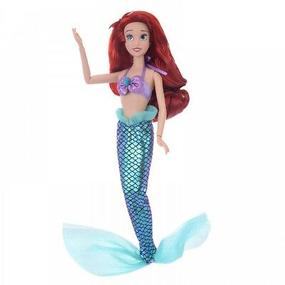 New Disney Store Japan Singing Doll Ariel From Japan F / S