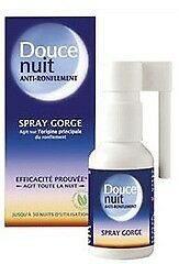 Douce Nuit - Spray Gorge - Anti-Ronflement