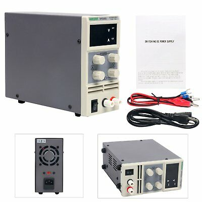 Variable Linear Adjustable Lab DC Bench Power Supply 0-30V 0-5A Heavy Duty