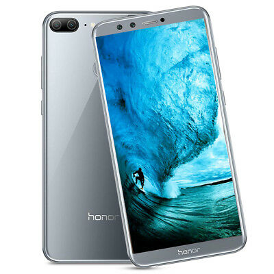 Huawei Honor 9 Lite 4+32GB 4G Téléphone Android 8.0 Touch ID Octa Core Dual SIM
